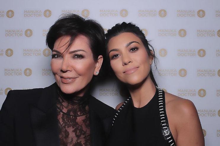 Agree?  Kourtney is the prettiest Kardashian? (photos)