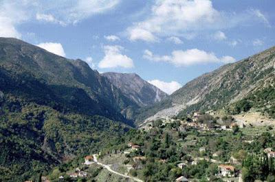 Η βυζατινή οικογένεια των Τσαματούρων ίδρυσε το χωριό Τσαμαντάς στα ελληνοαλβαικά σύνορα