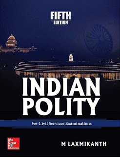 Indian Polity , Fifth Edition- M. Laxmikanth