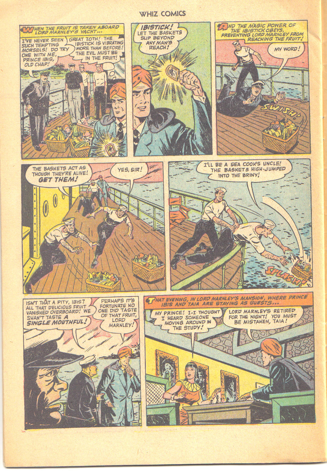 WHIZ Comics issue 147 - Page 30