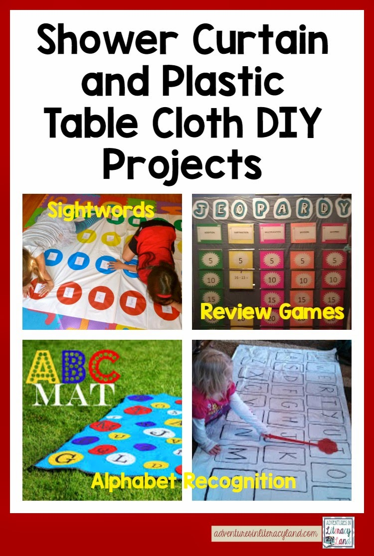 During the summer, many of us enjoy DIY projects for our classroom, and this post includes a few ideas you might want to try.