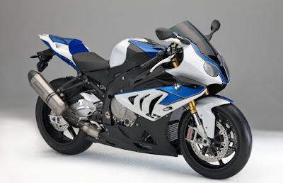 BMW S1000RR side profile