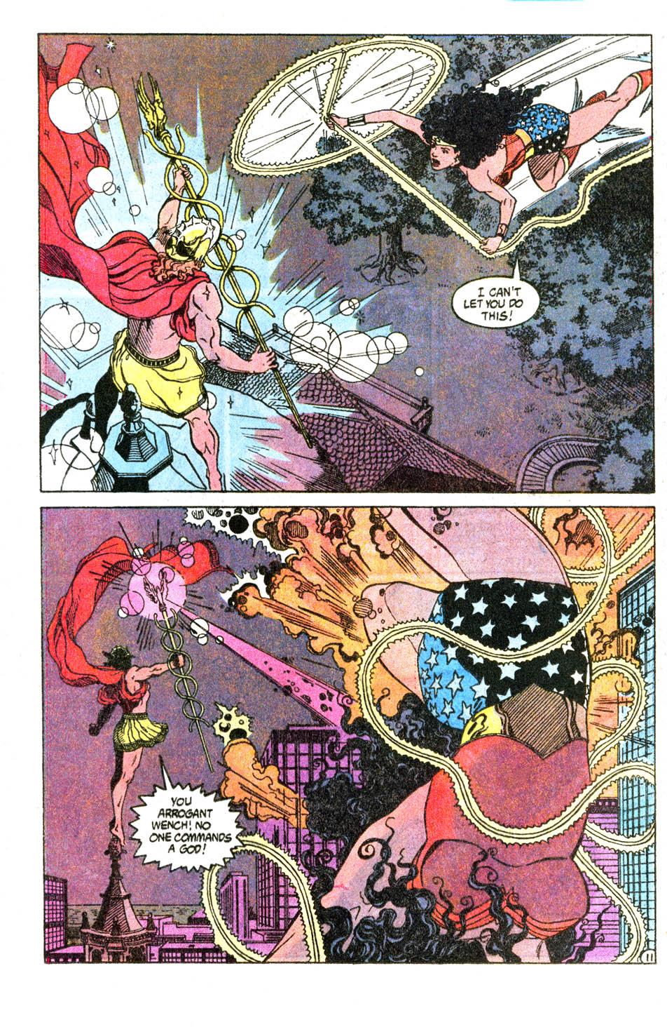 Read online Wonder Woman (1987) comic -  Issue #54 - 12