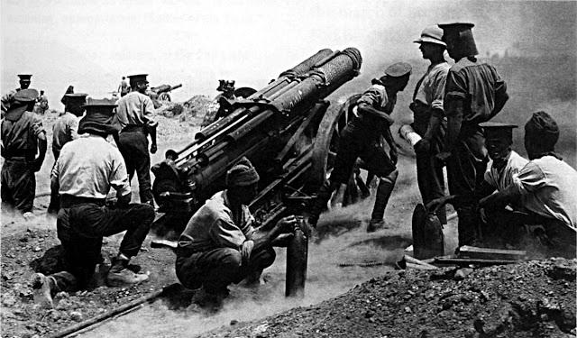 Armas de la Primera Guerra Mundial