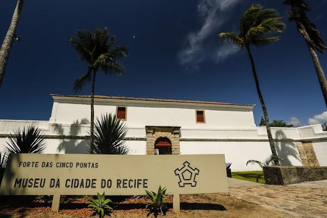 Férias no Museu da Cidade do Recife