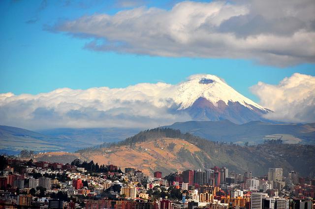 Things to do in Ecuador