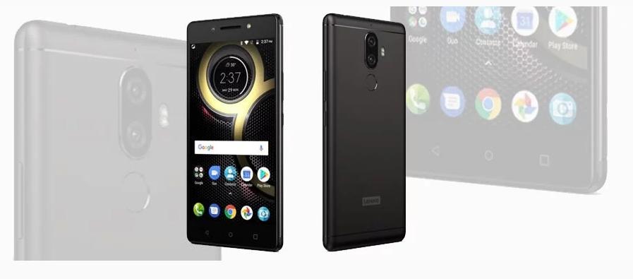 Lenovo ra mắt K8 Note: 5,5