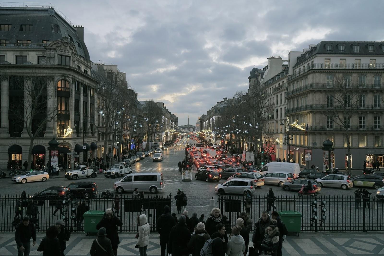 ロワイヤル通り(Rue Royale)