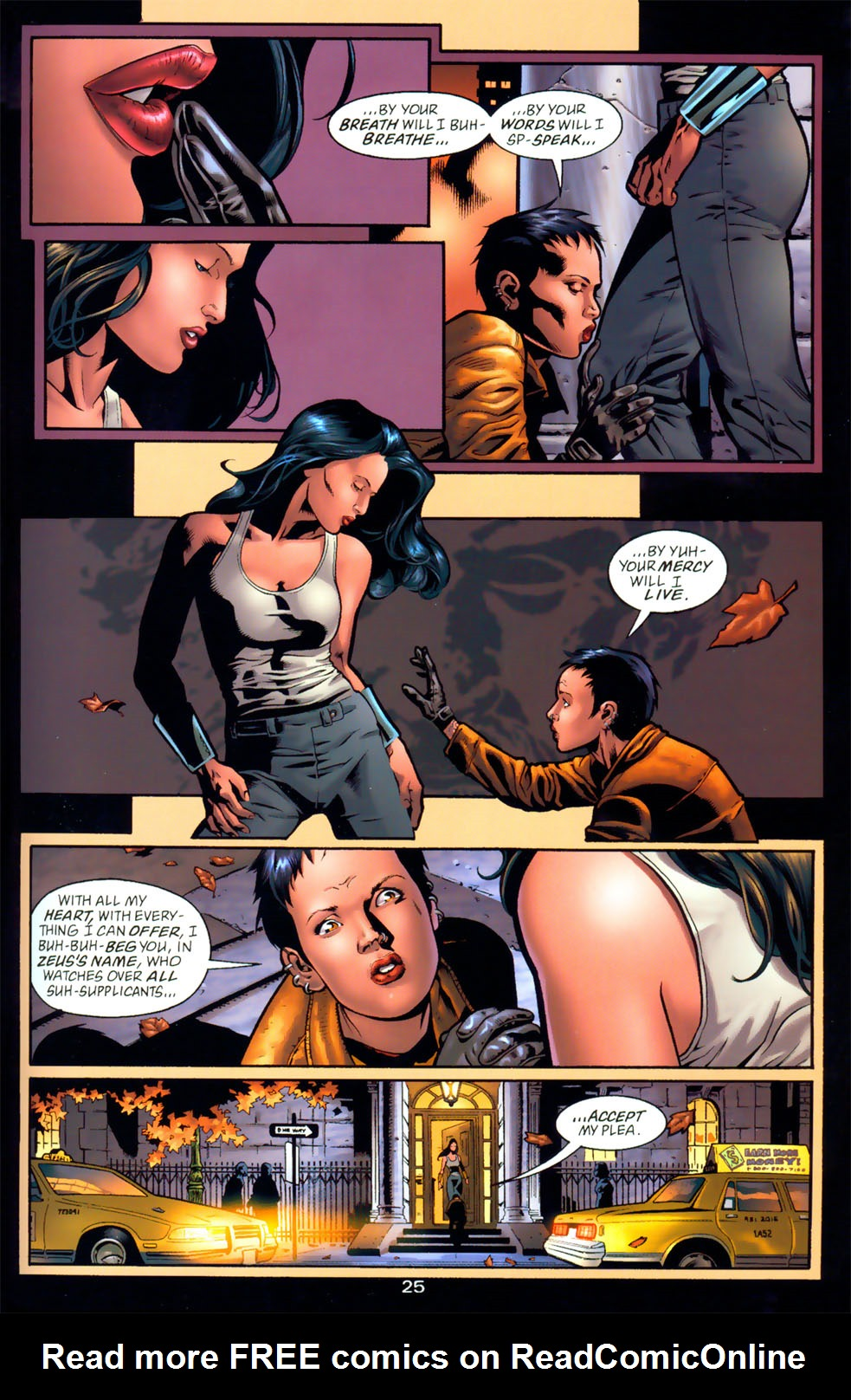 Read online Wonder Woman: The Hiketeia comic -  Issue # Full - 32