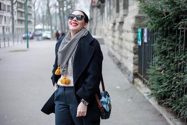 ❤ |#Look|: Accessoirement! ou comment accessoiriser une tenue casual en hiver?