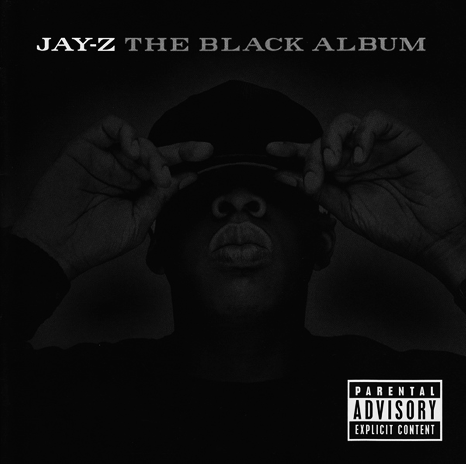 Mundo Dos Encartes / World Of Booklets: Jay-Z - The Black Album (2003)