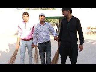 हरियाणी कॉमेडी सफाई अभियान भाग-2 राजस्थानी मुरारी लाल शर्मा