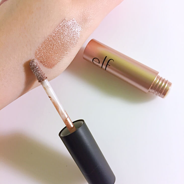 e.l.f. Matte to Metal Eye Primer Transformer Twinkling Taupe