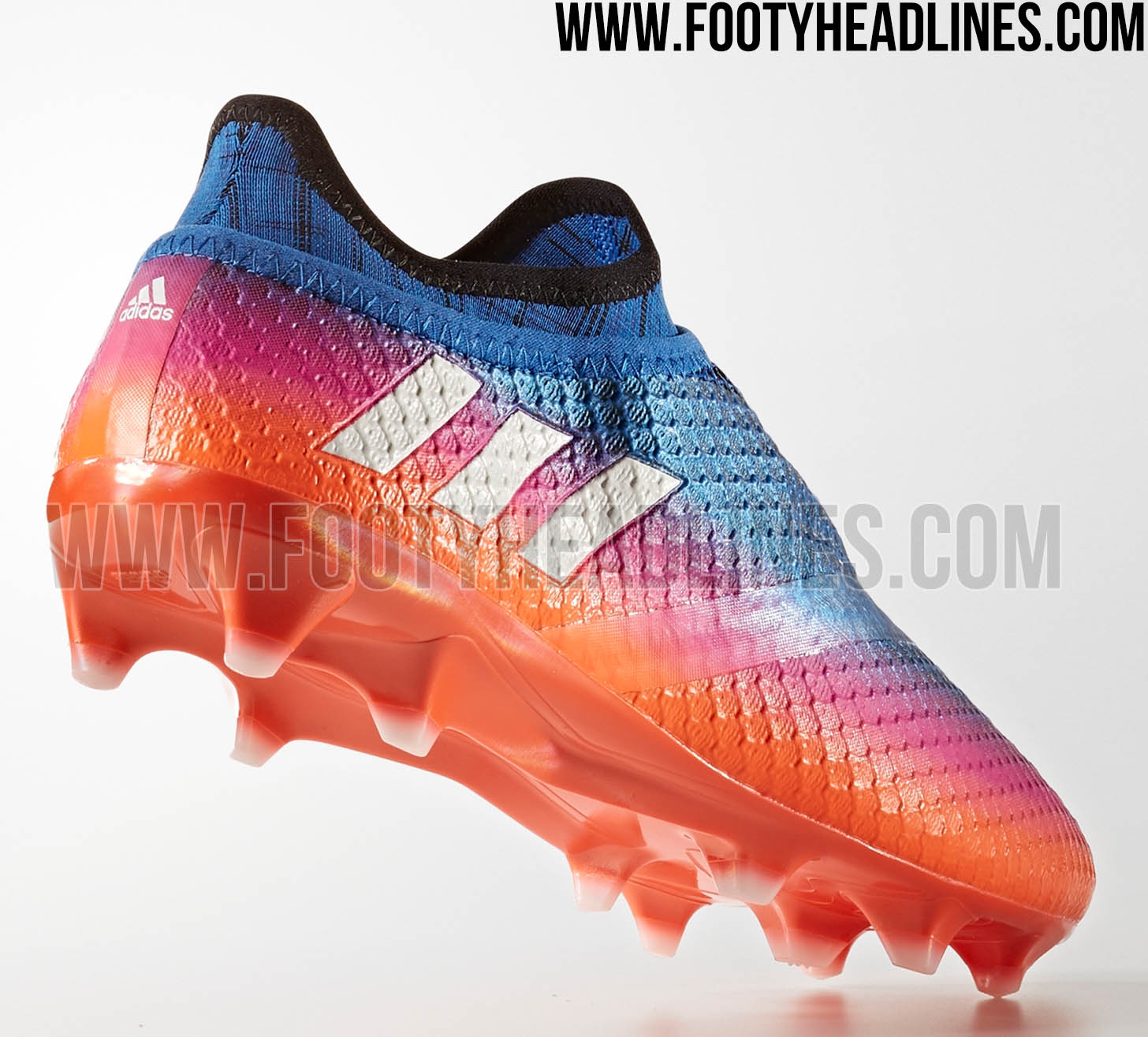 adidas messi laceless
