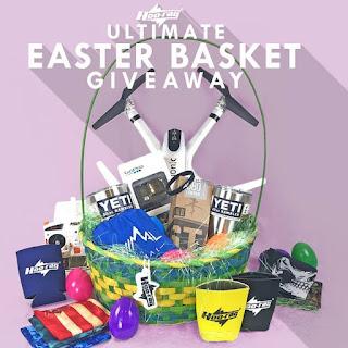 Enter the Ultimate Easter Basket Giveaway. Ends 3/26