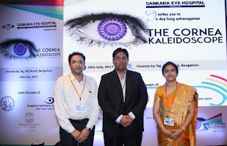 Sankara Eye Hospital organizes 'The Cornea Kaleidoscope' – a one day scientific extravaganza in the city