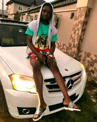 Young Man Murdered Inside His New Car By Rival Cult In Delta