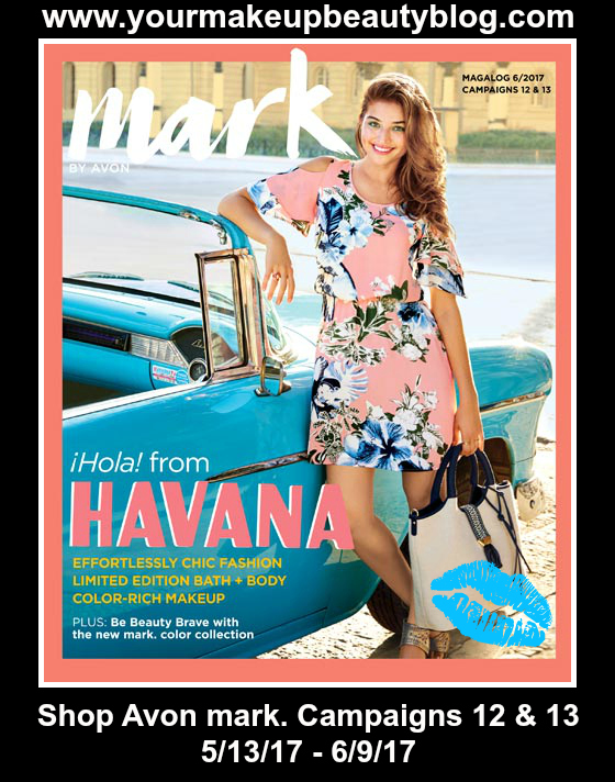 Shop Avon mark. Current magalog online. Click on your magalog image.