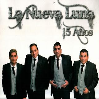 la nueva luna 15 AÑOS CD 1 2012