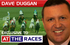 Dave Duggan At The Race Tipster