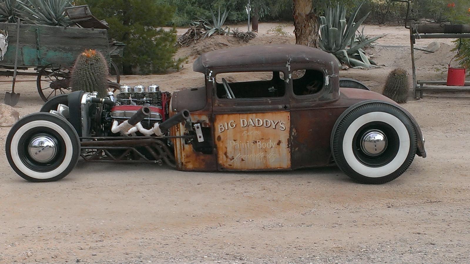 American Rat Rod Cars Trucks For Sale 1930 Model A 5