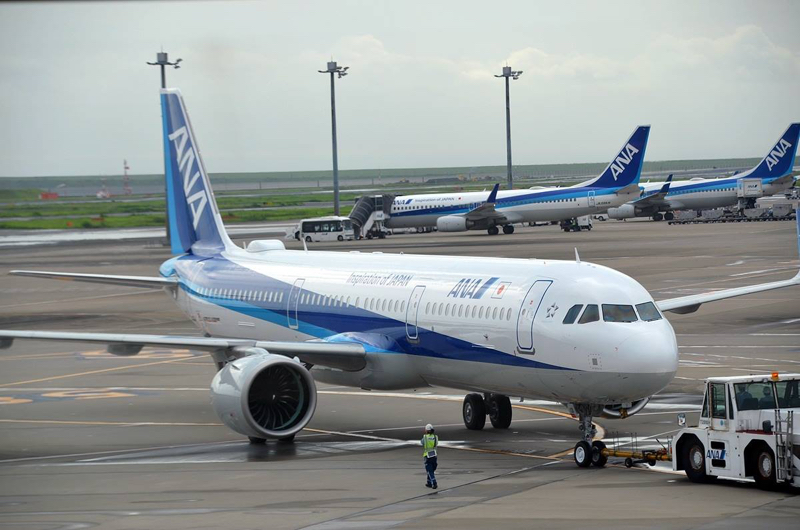 vuelo 106 de Nippon Airways