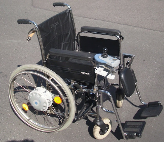 Aluguel de Cadeira de Rodas em Berlim