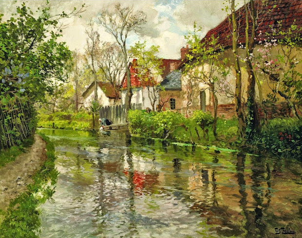 Frits Thaulow Paintings