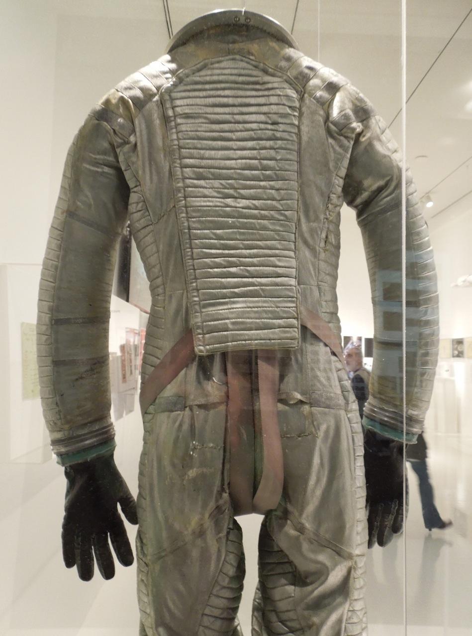 space suit rear - photo #29