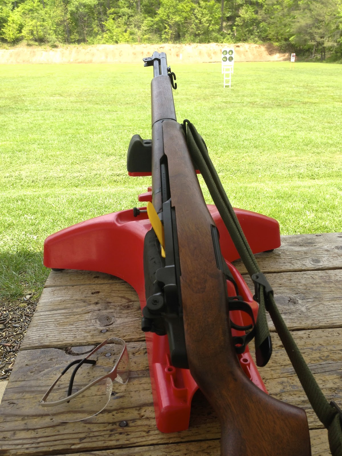 Point-of-Aim Productions: Fulton Armory* M1 Garand Review