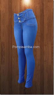 Fabrica de pantalones de mezclilla para dama