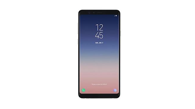 Samsung Perkenalkan Galaxy A8 Star