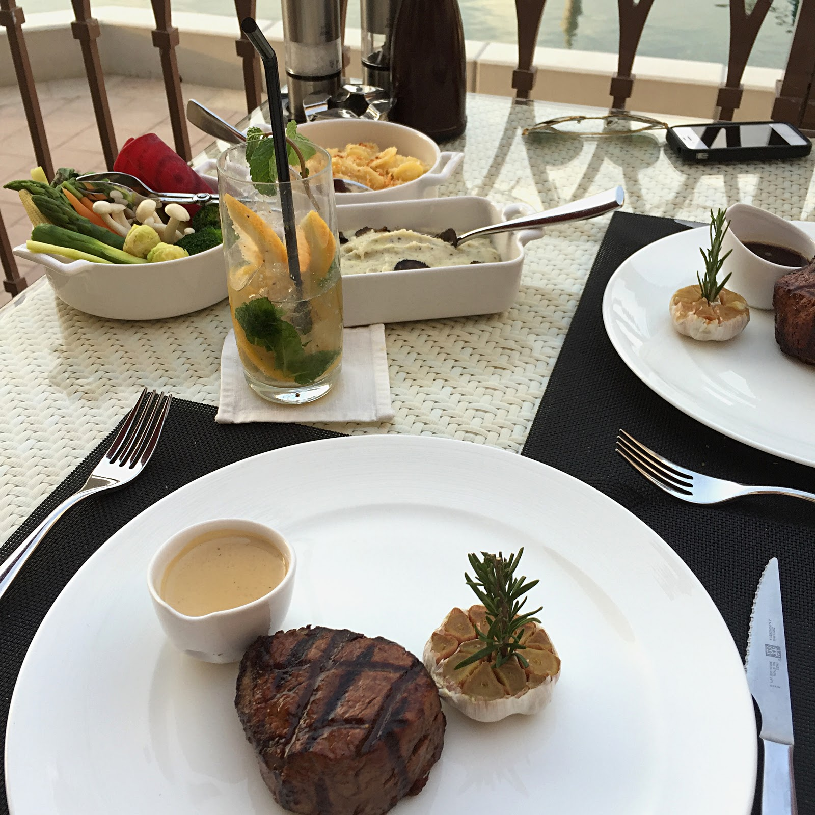 Boa Steakhouse Abu Dhabi