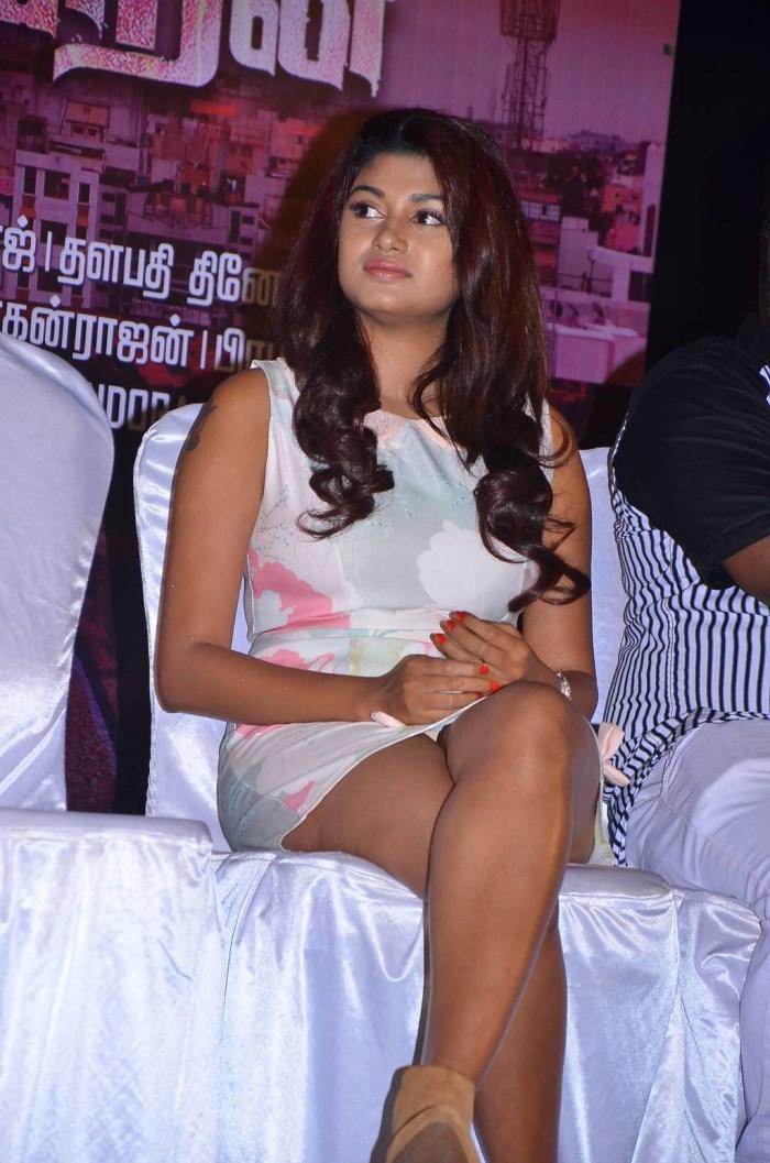 Actress Celebrities Photos Oviya In Tight Skirt Photos -3624