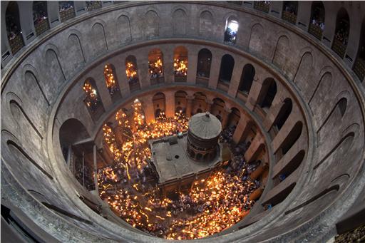 Αγιο φως : Μαρτυρία σε βιβλίο καταρρίπτει το θαύμα