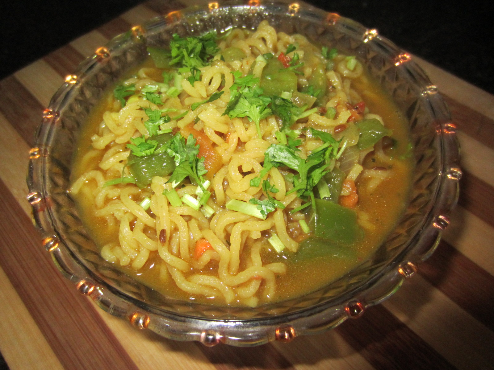 Splash Of Taste Veg Soupy Maggi Noodles