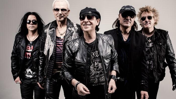 Daftar Album dan Judul Lagu Scorpions
