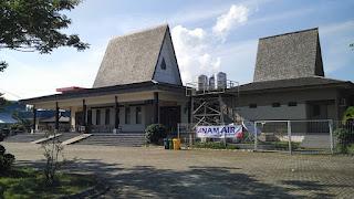 Bandara Bersujud Batulicin