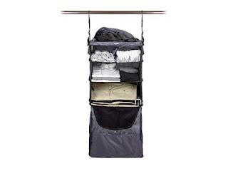 Riser Collapsible Travel Shelf