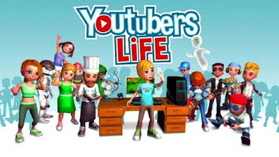 Youtubers Life Gaming MOD APK+DATA v1.0.4 (Unlimited Money) Channels Unlocked! Game OFFLINE