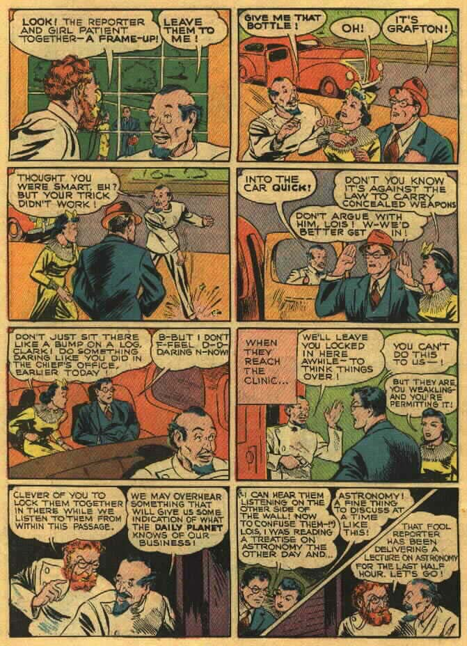 Read online Action Comics (1938) comic -  Issue #26 - 6