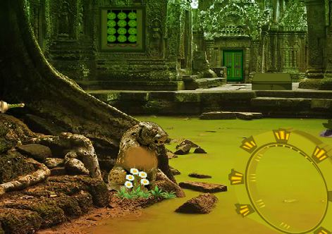 Games2Rule Mystery Fiction Temple Escape