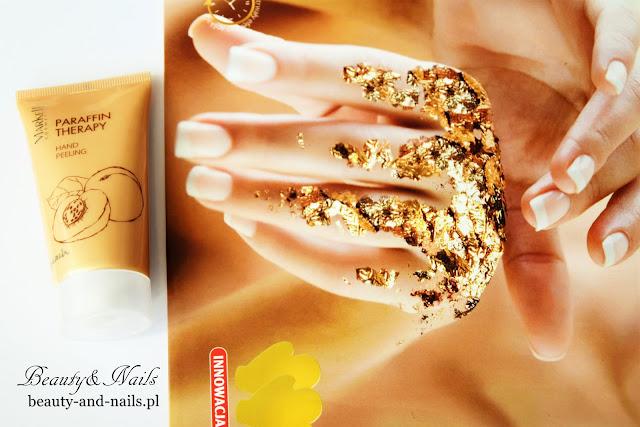 Golden Hand Mask i Hand Peeling - pielęgnacja dłoni.