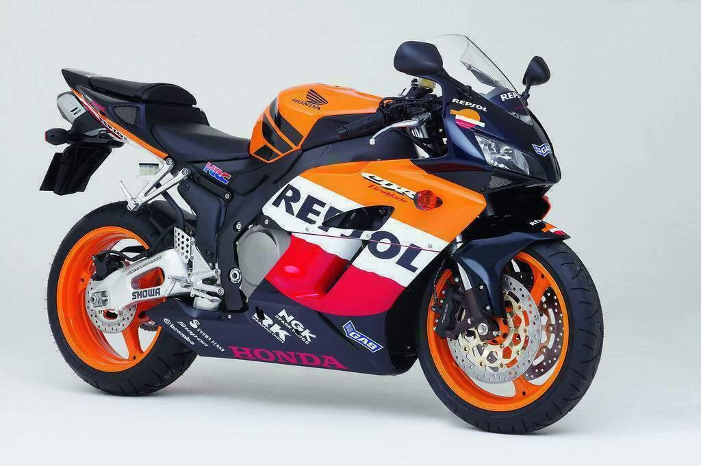 Honda Bike Cbr 1000 - auto motor sport 2012