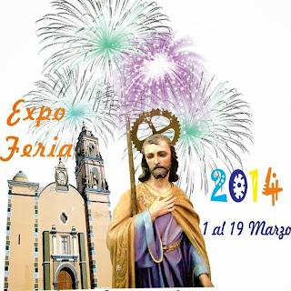 Programa Feria de la Cañada Morelos 2014