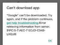 Cara Instal Google PlayStore di Redmi Note 3