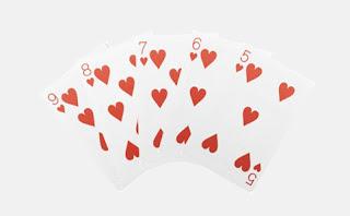 Straight Flush Urutan Kombinasi Kartu Kemenangan Dalam Permainan Poker