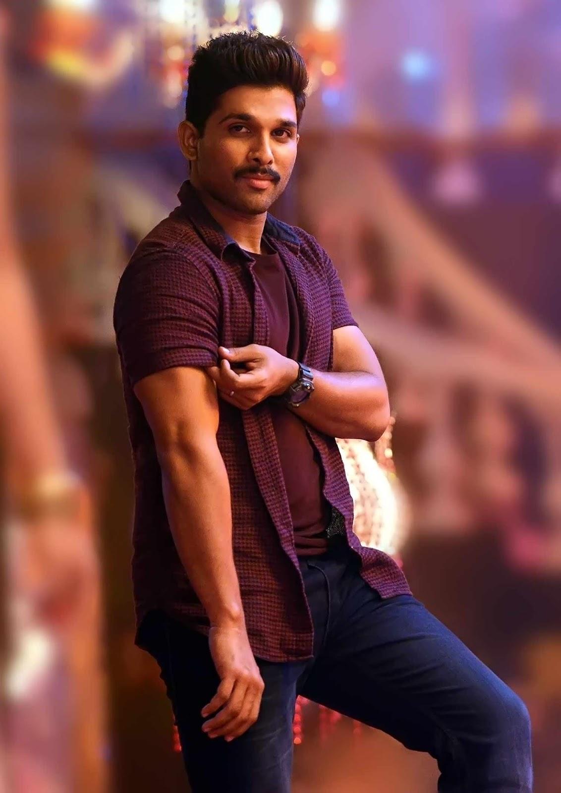 Telugu hero allu arjun photos full hd wallpapers - Telugu hd wallpaper ...