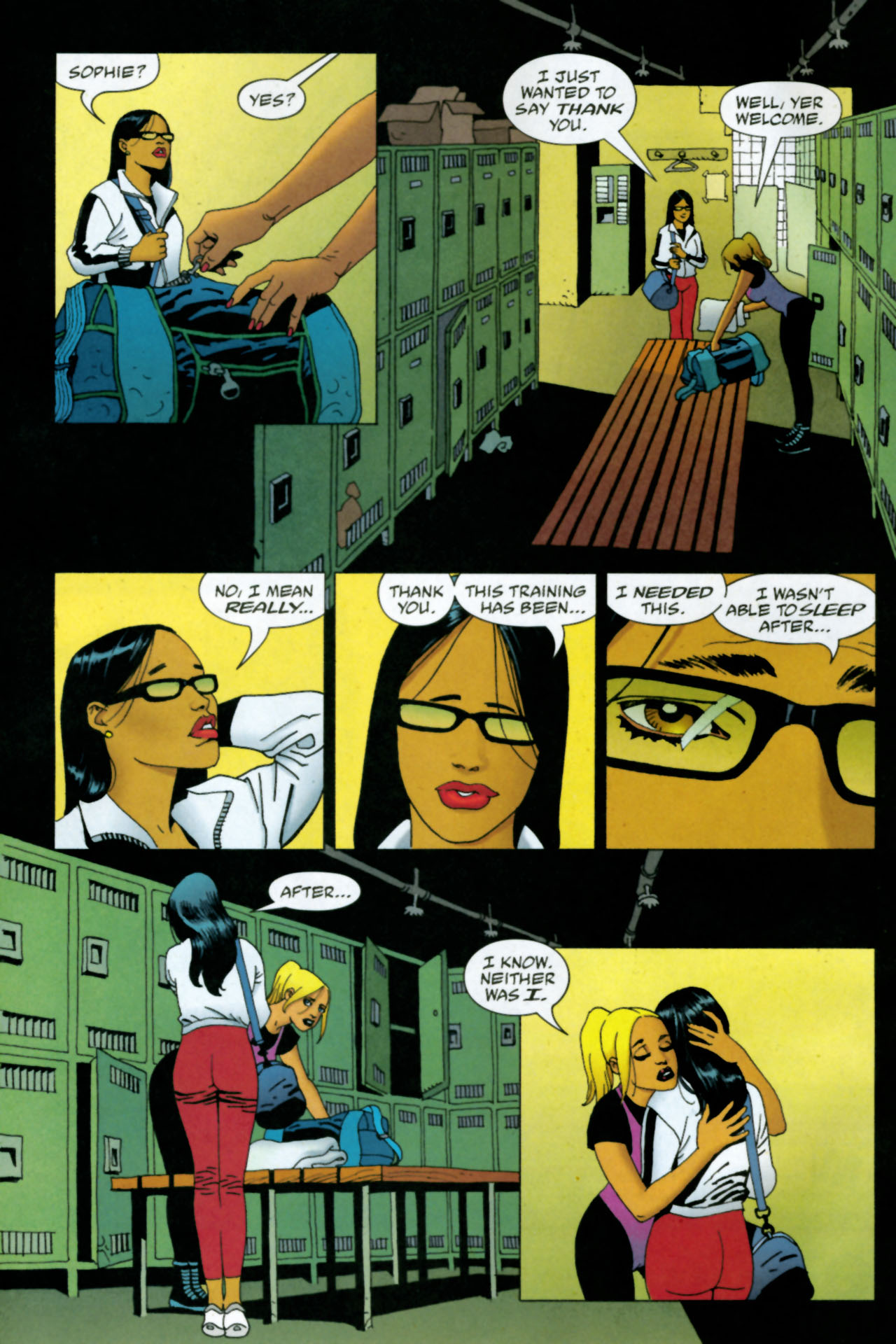 Read online 100 Bullets comic -  Issue #85 - 6