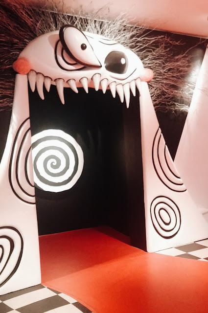 Exposição do Tim Burton no MIS